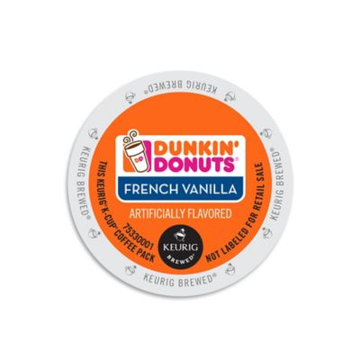 Keurig® K-Cup® 16-Count Dunkin' Donuts® French Vanilla Coffee