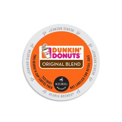 Keurig® K-Cup® 16-Count Dunkin' Donuts® Original Blend Coffee
