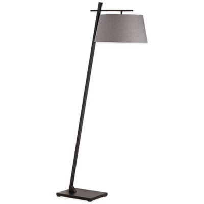 Pacific Coast® Lighting Axis Floor Lamp in Black