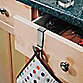 Forma Over-the-Cabinet Single Hook