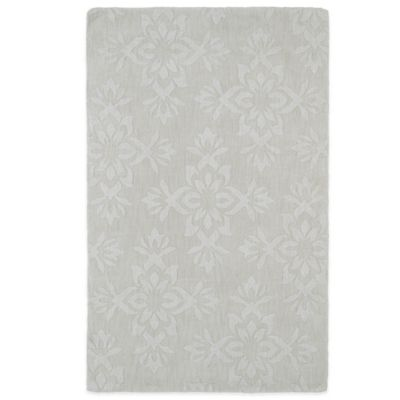 Kaleen Imprints Classic 3-Foot 6-Inch x 5-Foot 6-Inch Rug in Ivory