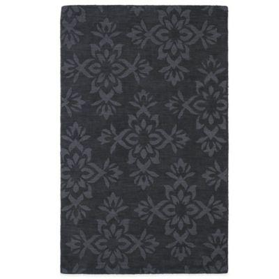 Kaleen Imprints Classic 8-Foot x 11-Foot Rug in Charcoal