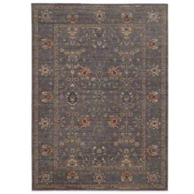 Tommy Bahama® Vintage 5-Foot 3-Inch x 7-Foot 6-Inch Rug in Light Blue