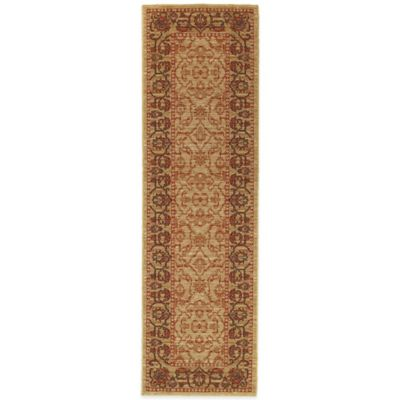 Tommy Bahama® Vintage 9-Foot 4-Inch x 2-Foot 7-Inch Rug in Red