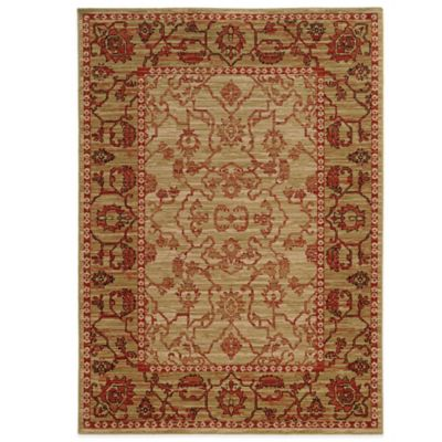 Tommy Bahama® Vintage 5-Foot 3-Inch x 7-Foot 6-Inch Rug in Red