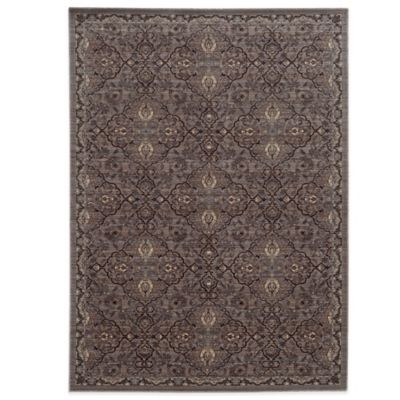 5 5 Brown Collection Rug