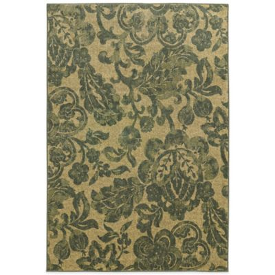Tommy Bahama® Voyage 1-Foot 10-Inch x 7-Foot 6-Inch Runner in Blue