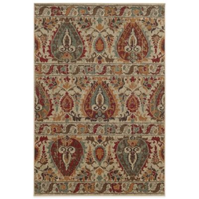 Tommy Bahama® Voyage 5-Foot 3-Inch x 7-Foot 6-Inch Rug in Beige Multi