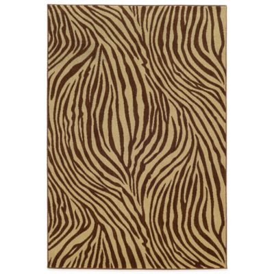 Tommy Bahama® Voyage 5-Foot 3-Inch x 7-Foot 6-Inch Rug in Brown