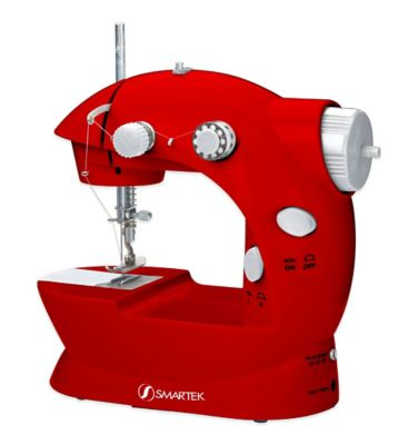 Smartek Mini Sewing Machine with Pedal