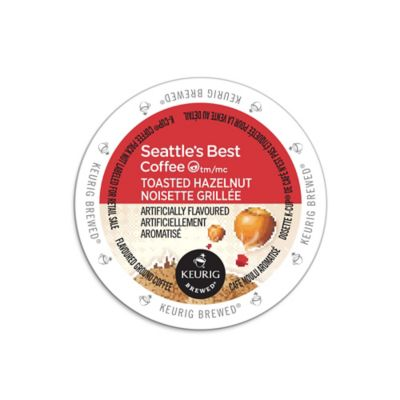 Keurig® K-Cup® Pack 16-Count Seattle's Best Coffee™ Toasted Hazelnut