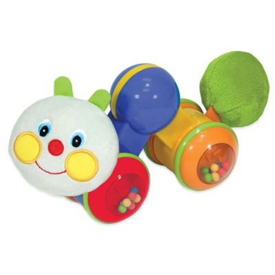 Melissa and Doug® Press and Go Inchworm
