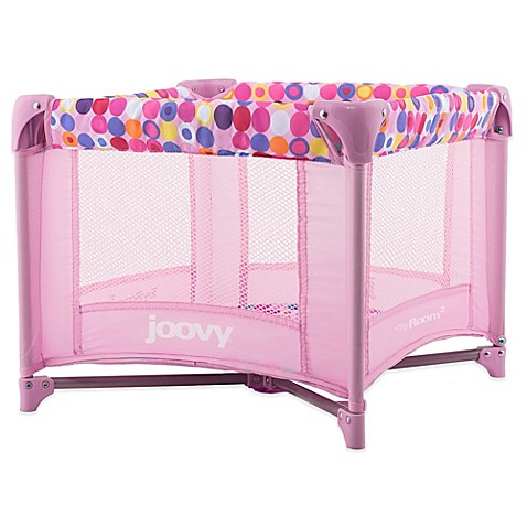 Buy Joovy 174 Toy Room 178 Playard In Pink From Bed Bath Amp Beyond