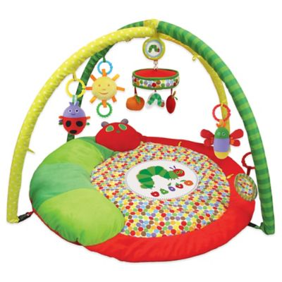 Play Gyms > Kids Preferred™ Eric Carle The Very Hungry Caterpillar Round Play Gym