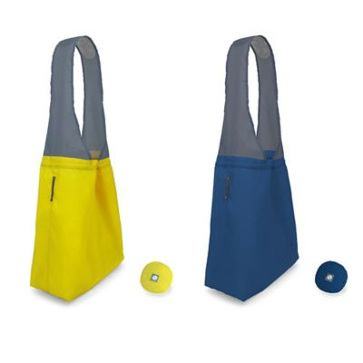 Flip & Tumble 24-7 Reusable Shopping Bag in Lemon