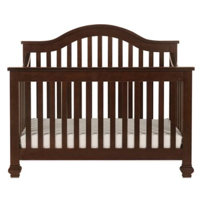 DaVinci Clover 4-in-1 Convertible Crib in Espresso