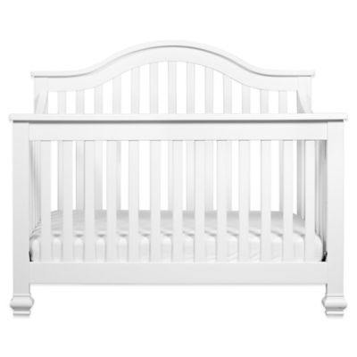 DaVinci Clover Pine 4-in-1 Convertible Crib in White