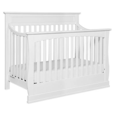 DaVinci Glenn 4-in-1 Convertible Crib in White