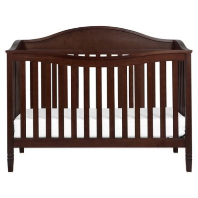 DaVinci Laurel 4-in-1 Convertible Crib in Espresso