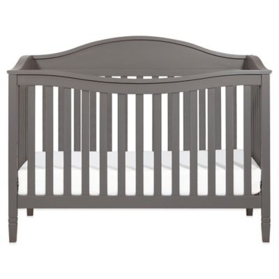 DaVinci Laurel 4-in-1 Convertible Crib in Slate
