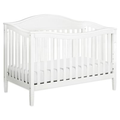 DaVinci Laurel 4-in-1 Convertible Crib in White