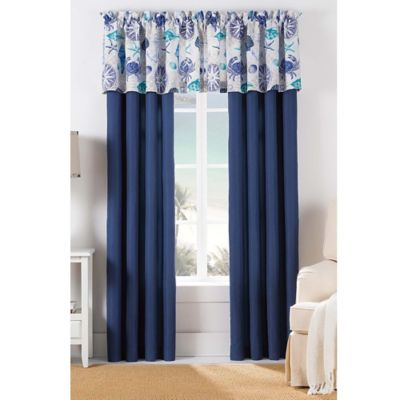 Williams Barnegat 52-Inch Coastal Window Valance