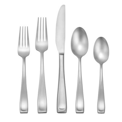 Oneida® Satin Moda 75-Piece Flatware Set