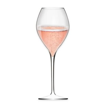Lehmann Glass Reference Jamesse 9.67 oz. Premium Flutes (Set of 6)