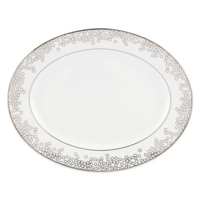Brian Gluckstein by Lenox Oval Platter