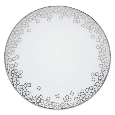 Lenox® Gluckstein Starlet Bread and Butter Plate in Silver