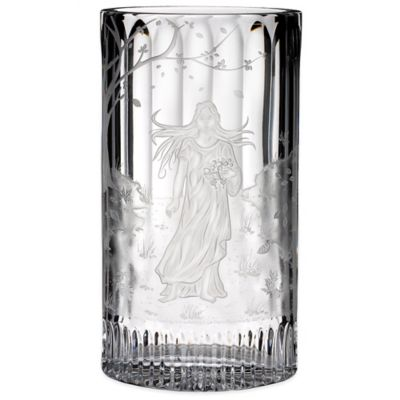 Waterford® Four Seasons Engraved Autumn Muse 10-Inch Vase