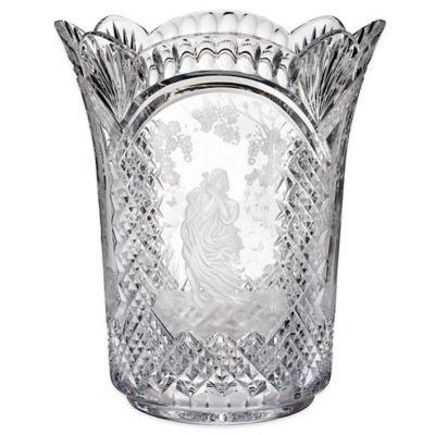 Waterford® Four Seasons Engraved 4-Panel 12-Inch Vase