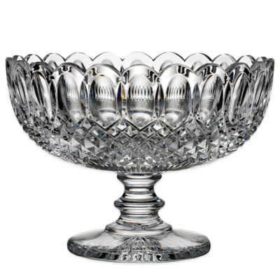 House of Waterford® Georgian Windows 8-Inch Lead Crystal Centerpiece