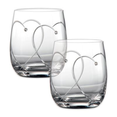 Royal Doulton Old-Fashioned Glasses