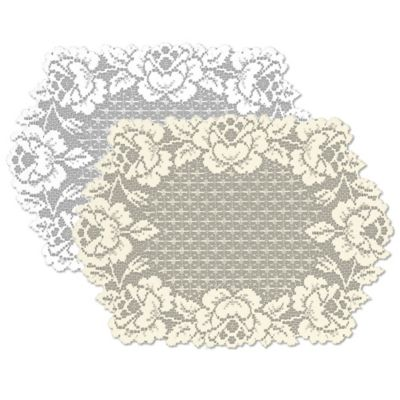 Ecru Rose Placemat