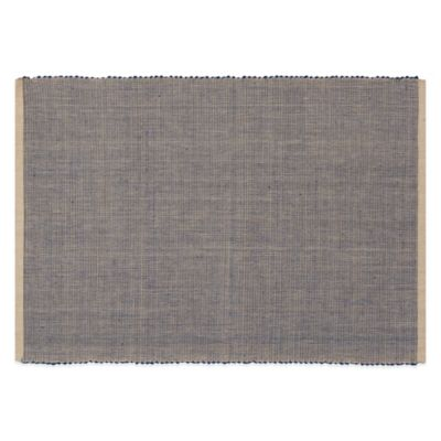 Heritage Lace® Farmhouse Kitchen Placemats in Blue