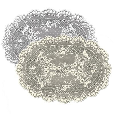 Heritage Lace® Floret Placemat in White