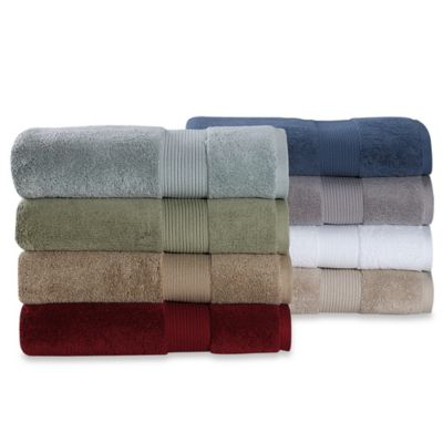 Platinum MICRO COTTON® Bath Sheet in Taupe
