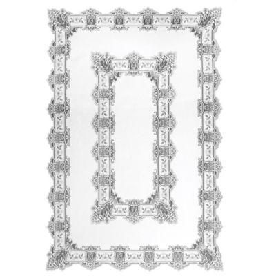 Heritage Lace® Heirloom 70-Inch x 108-Inch Rectangular Tablecloth in White