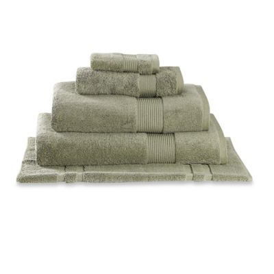 buy sage green bath towels from bed bath beyond. Black Bedroom Furniture Sets. Home Design Ideas