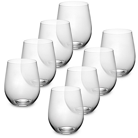 Riedel® O Viognier/Chardonnay Wine Tumblers Buy 6 Get 8 Value Set
