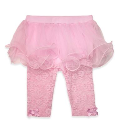 Baby Starters® Size 9M Tutu Pant in Pink