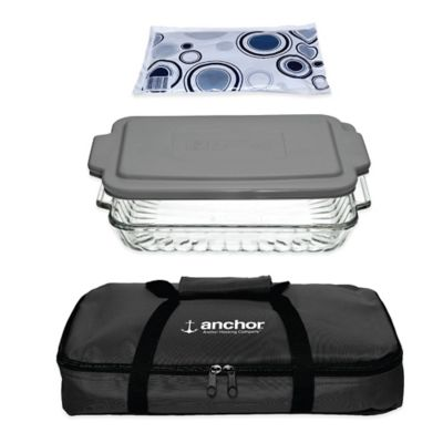 Anchor® 4-Piece Bakeware Set