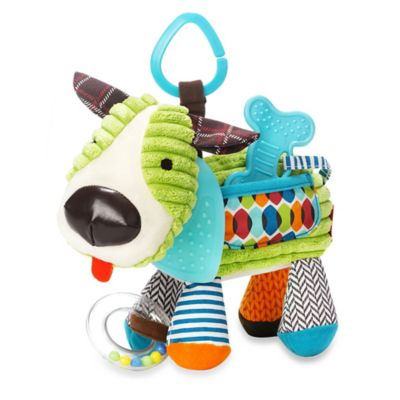 SKIP*HOP Bandana Buddies Animal Activity Toy in Parker the Puppy