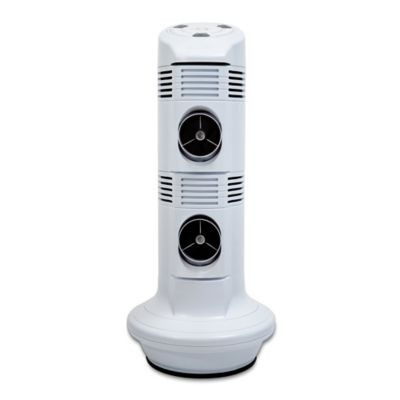 CULER 700 CFM 3-Speed Double Port Space Cooler for 500 sq. ft.