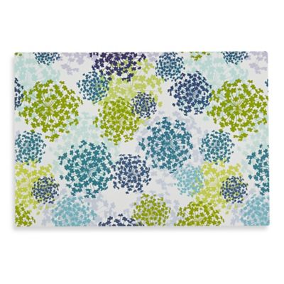 Floral Table Placemats