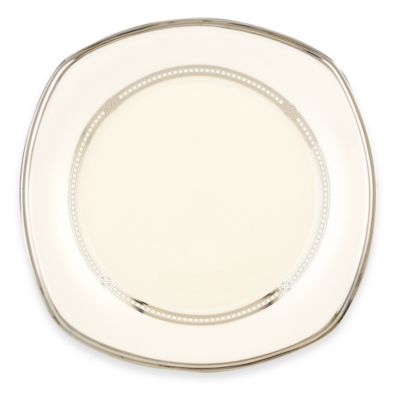 Engagement 8 3/4-Inch Square Accent Plate