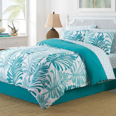 Maris 8-Piece Reversible Full Comforter Set