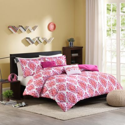 Cozy Soft® Audra 4-Piece Twin/Twin XL Comforter Set