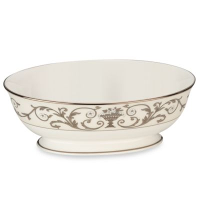 Lenox® Autumn® Legacy 9 3/8-Inch Open Vegetable Bowl
